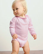 103 Bella Infant's 4.5 oz. Long-Sleeve Thermal One-Piece