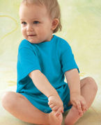 4426 Rabbit Skins Infant's 5.5 oz. T-Shirt Romper