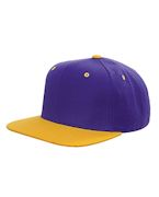 6089 Yupoong Yupoong 6-Panel Structured Flat Visor Classic Snapback