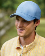 6590 Yupoong Flexfit� Organic Brushed Twill Low-Profile Cap