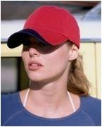 A4016 Hyp Wavy Split-Color Bill Cap