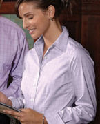 CH510W Chestnut Hill Ladies' Glen Plaid