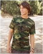 LS3906 Code V Camouflage T-Shirt